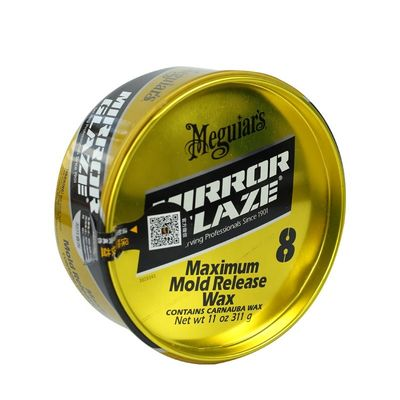Meguiars Mirror Glaze 311g Mold Release Wax For Fiberglass Composite