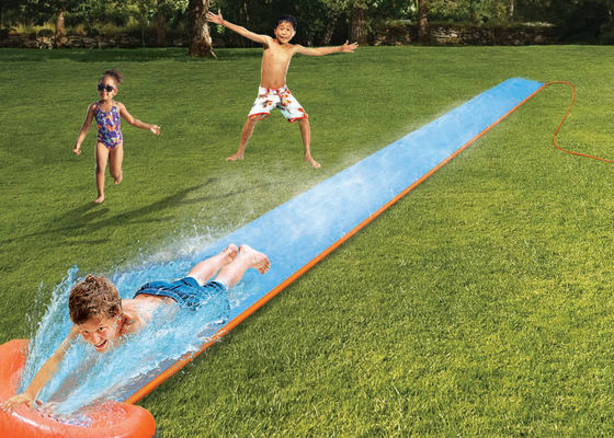 niños dobles de Ski Cloth Inflatable Toys For del agua de los 5.49m